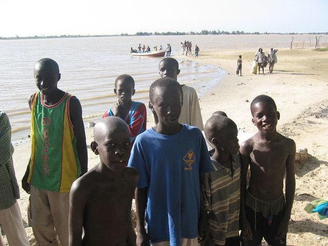 26 Enfants Sénégalais
