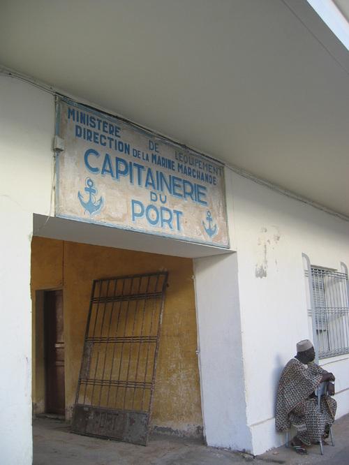 15 La capitainerie