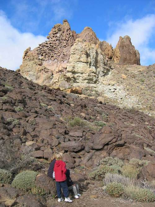 16 Le Teide