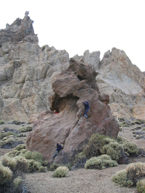 14 Le Teide